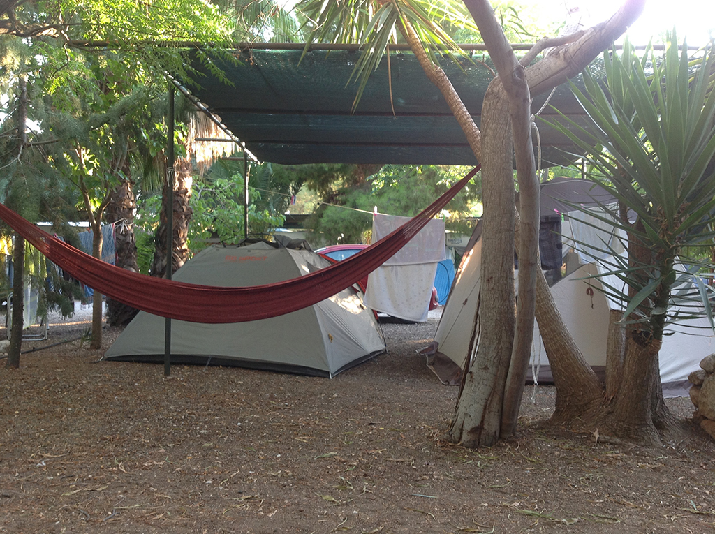 Camping Scala - Spots for Tents