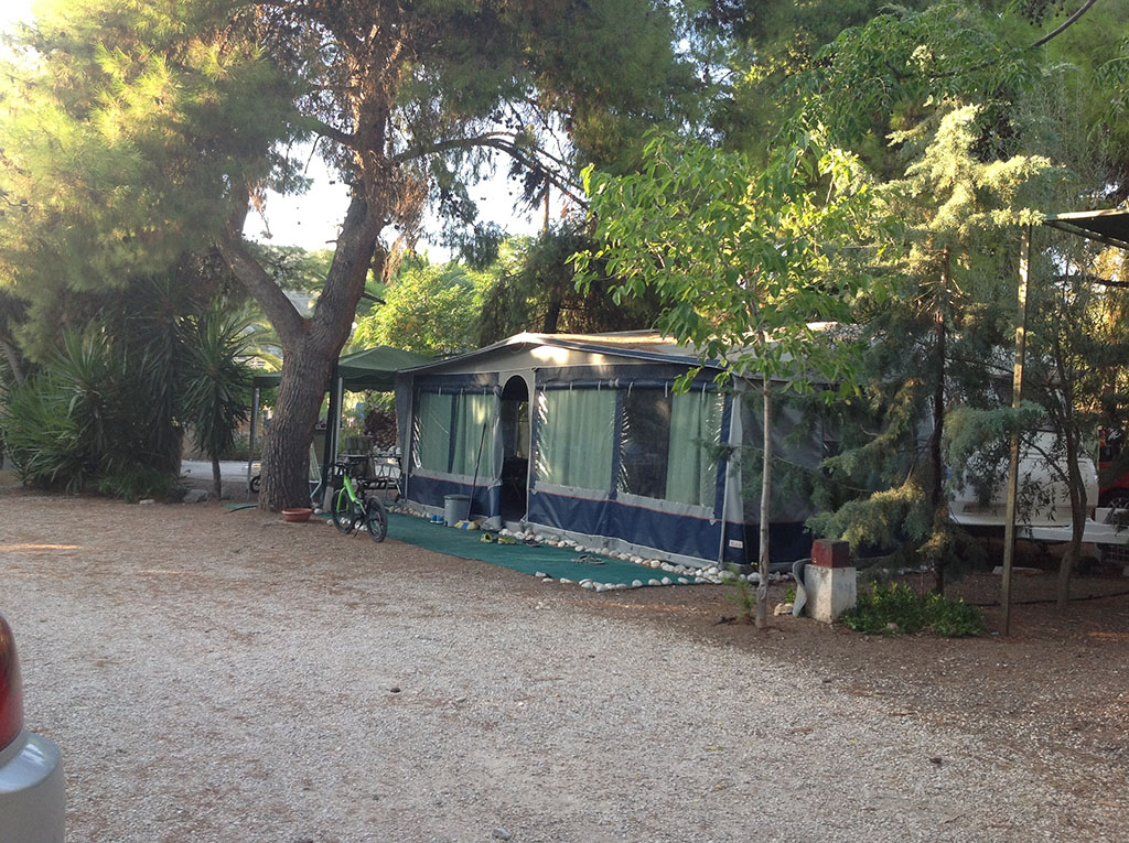 Camping Scala - Spots for Caravans